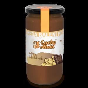Lucky Alvin Arašídy + hořká čokoláda