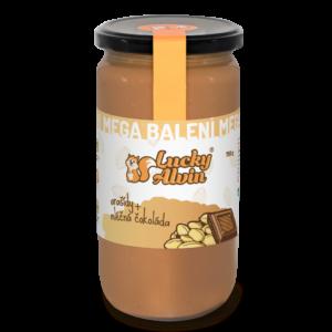 Lucky Alvin Arašídy + mléčná čokoláda