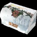 Vánoční dárková krabička Lucky Alvin